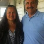 Terri and Ernesto